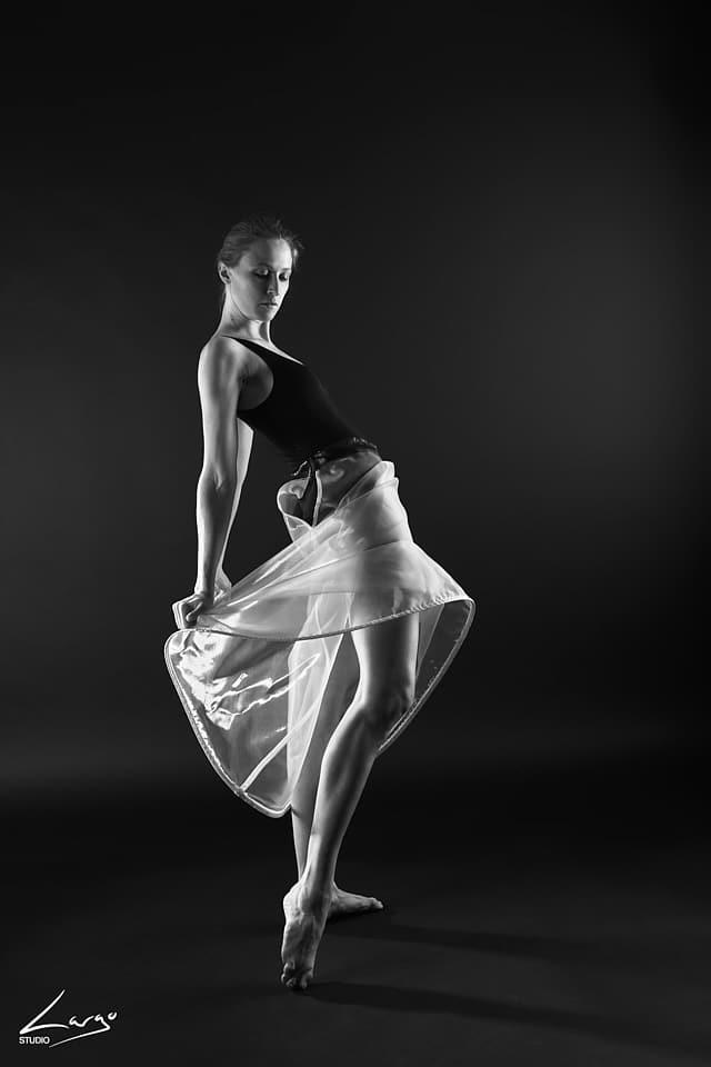 Danseuse book de présentation photo