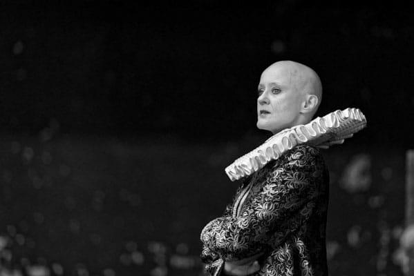 Photographie théâtre Hamlet-Machine - Philippe Vincent