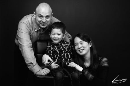 photographie portrait famille