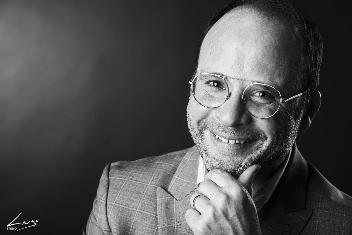Photographe LYON - Portrait de Fabien Chalard