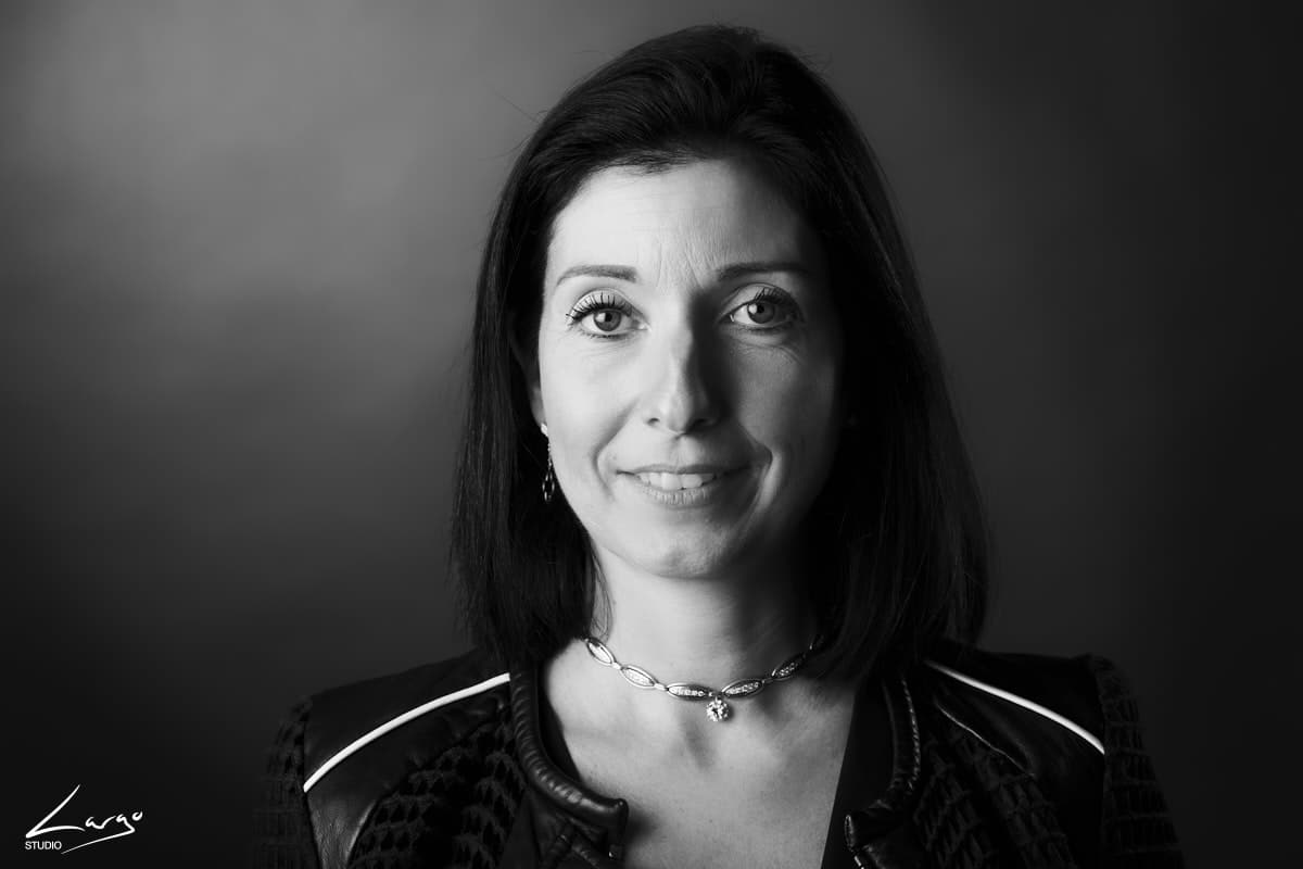 Photographe LYON - Portrait de Karine Bernachon