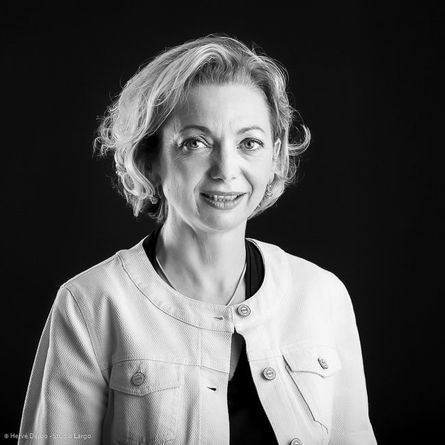Photographie portrait corporate en studio