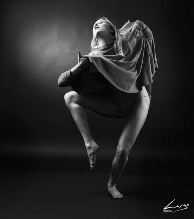 Book photo danse en studio